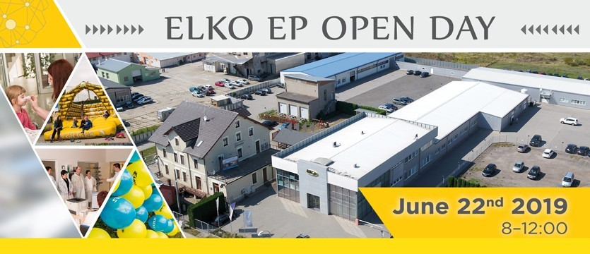 ELKO EP Open Day photo