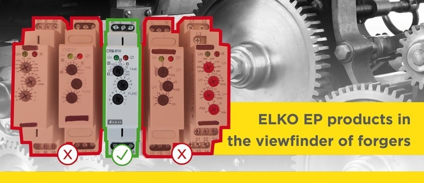 ELKO EP products in the viewfinder of forgers photo