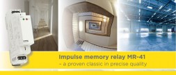 Impulse memory relay - a proven classic in precise quality photo