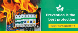 Prevention is the best protection Hygro-thermostat RHT-1 photo