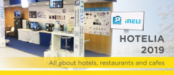 HOTELIA 2019 – All about hotels, restaurants and cafes photo