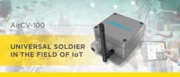 Universal Soldier in the field of IoT photo