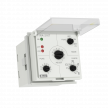 Multifunction time relay <br>with three control inputs PTRA-216T photo