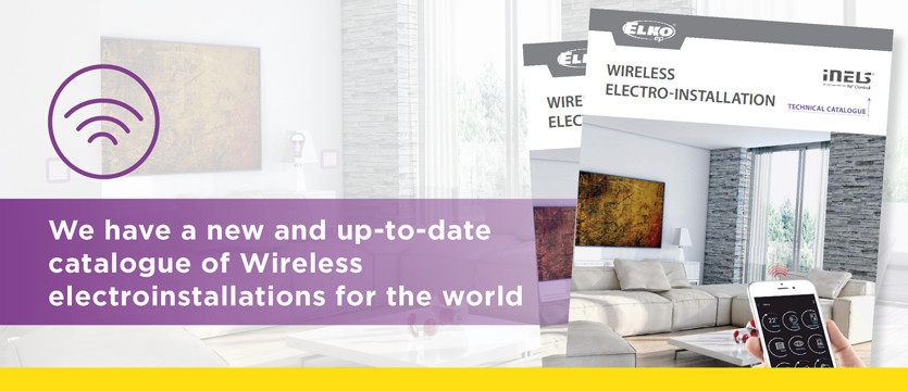 We have a new and up-to-date catalogue of Wireless (RF) electro installations for the world
